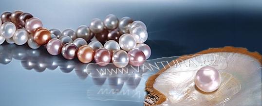 Perly – barva a kvalita perel – VANTURA 4df7ae9827a