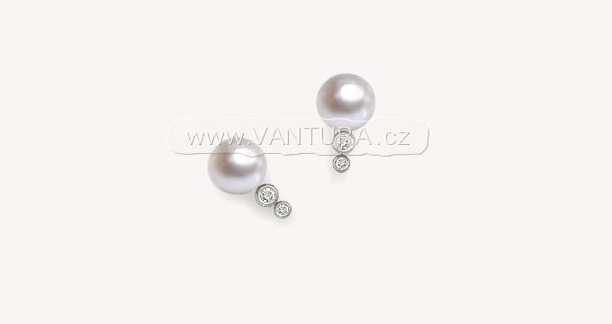 Náušnice s perlou a diamantyvantura.cz2018-10-31T15 29 35+01 00 5d9c608c76c