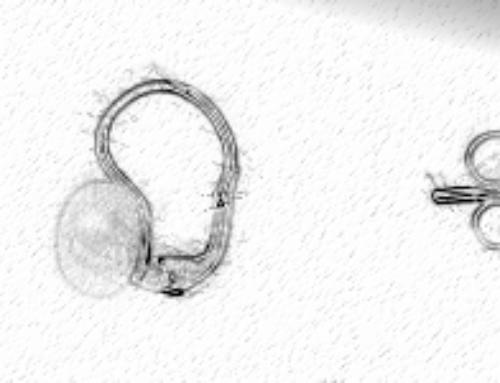 Náušnice a jejich zapínání