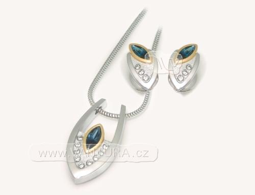 Luxusní diamantové šperky